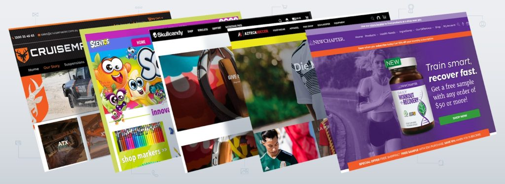 Design Your Webpage With eCommerce Templates