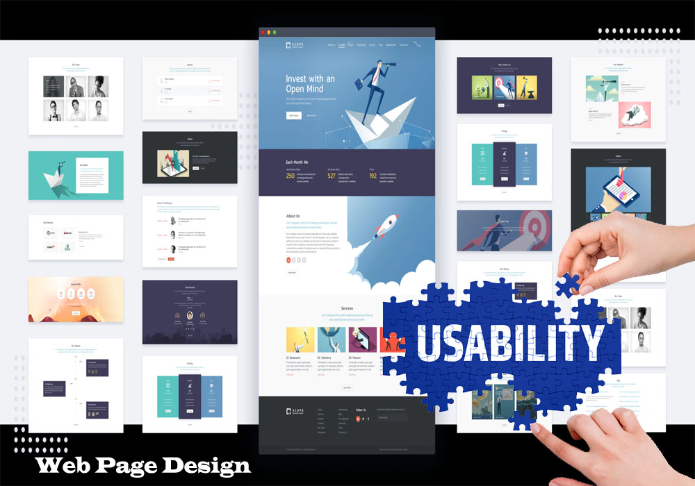 7 Tricks to Improve your Web Page Design and Website Usability