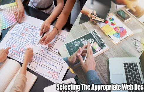 Selecting The Appropriate Web Designer